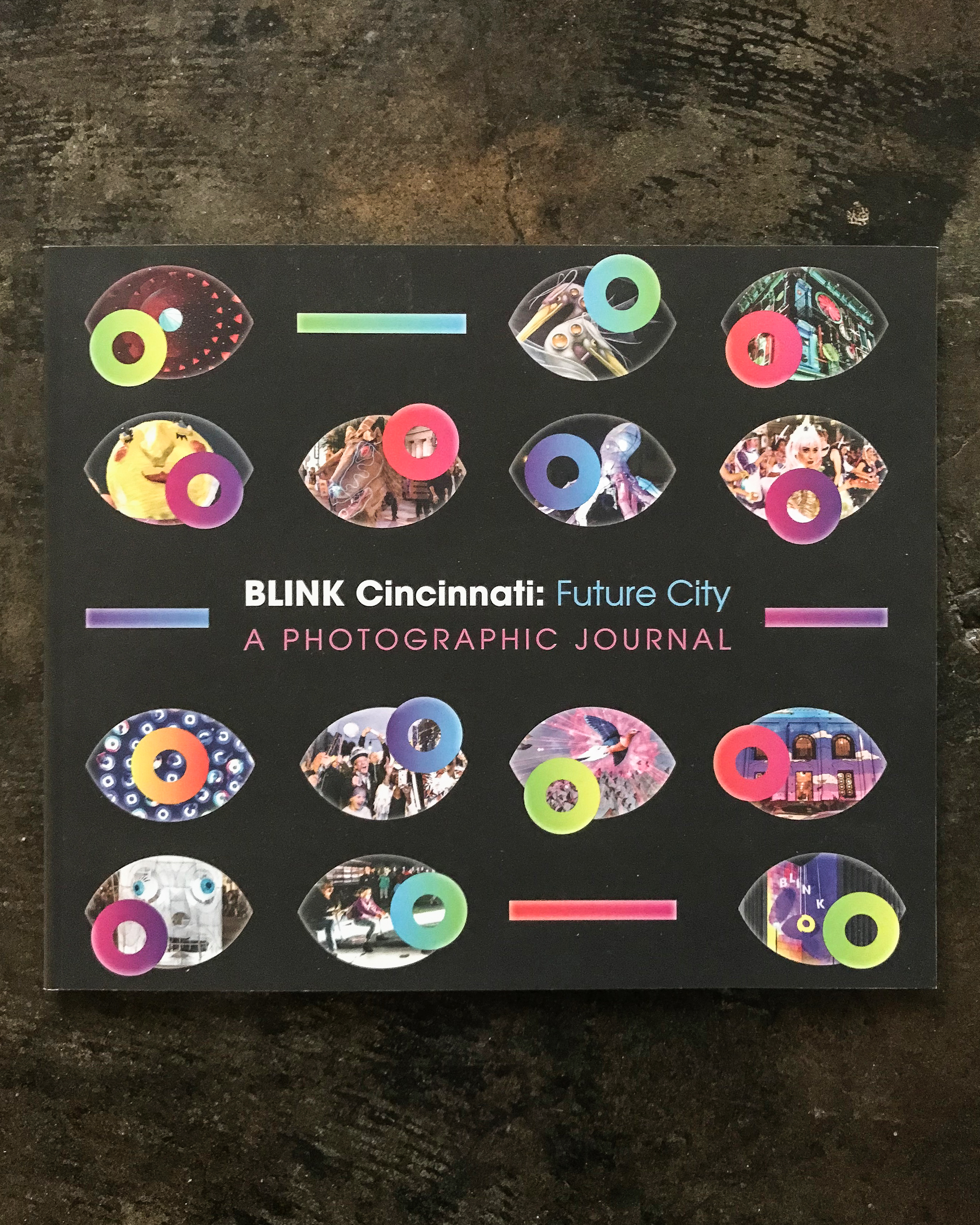 Cincinnati USA Regional Chamber Book - 'BLINK Cincinnati: Future City - A Photographic Journal' is the official commemorative book of the event of the same name. Several of my photos from the 4-day celebration were included in the book.