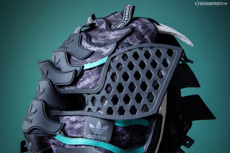 No 127 Adidas Nmd R1 Mask Freehand Profit