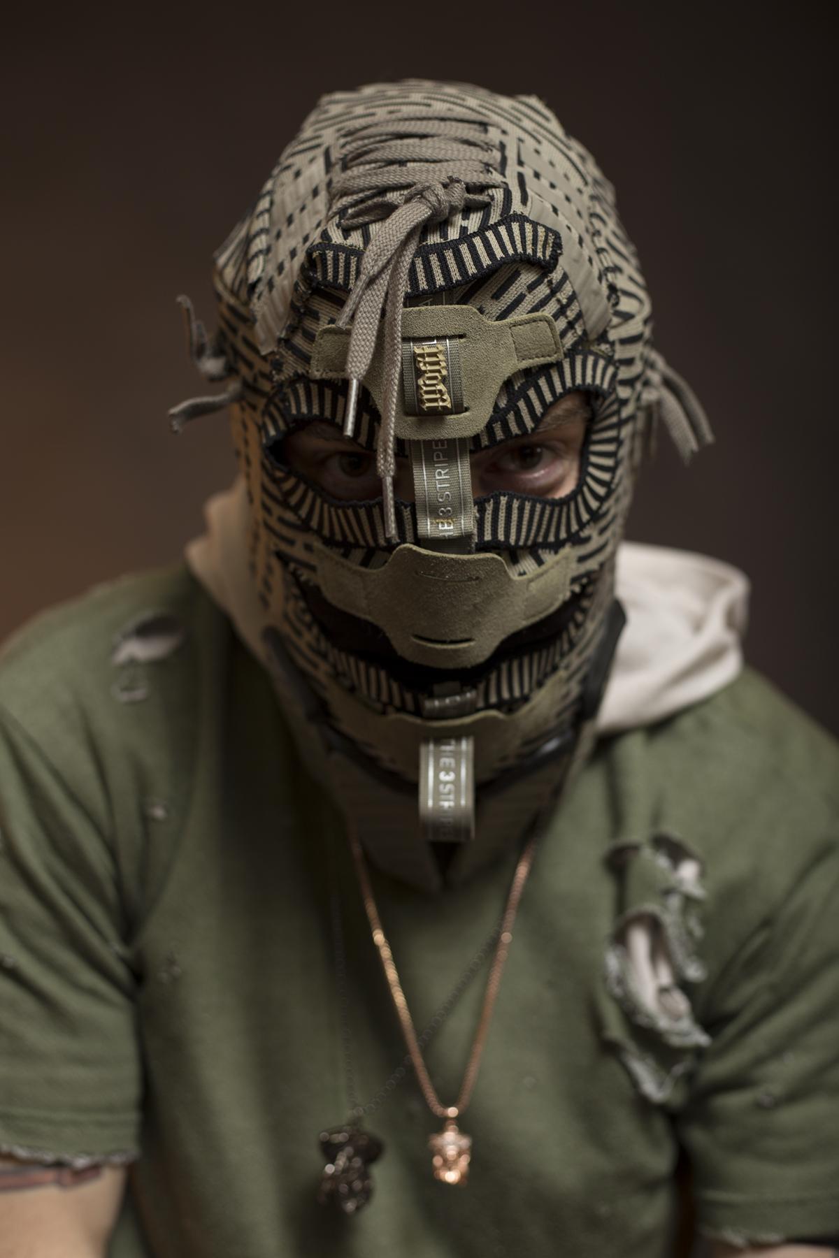 No 138 Adidas Nmd R2 Pk Mask Freehand Profit