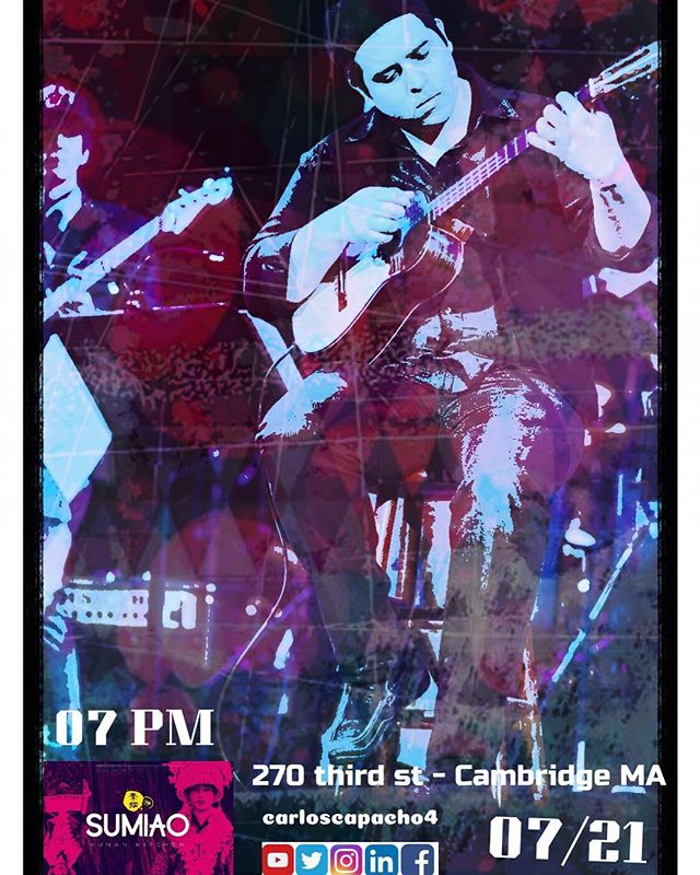 Tomorrow! I will be in Residency at @sumiaohunan I hope to see you there everyone! with a guests artists!! see you tomorrow! .(7 pm) . . . . . . . . . . . . . . . . . . . . . . . . . . . . . #boston #bostonevents #harvard #music #centralsquare #berkleealumni #chinesefood #bostoneventplanner
