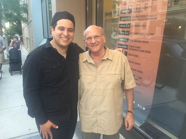 Happy birthday to the master @dave_liebman I had the opportunity to learned from him in my years at The global jazz institute in @berkleecollege thanks for all you guides and to be inspiration for many of us! (This picture was in the IASJ 2 years ago what I have the privilege to represent the school ) happy birthday 🎉👏 #blessed #jazz #jazzmaster #jazzlegend #boston #berkleecollegeofmusic #berkleealumni @lydia_liebs