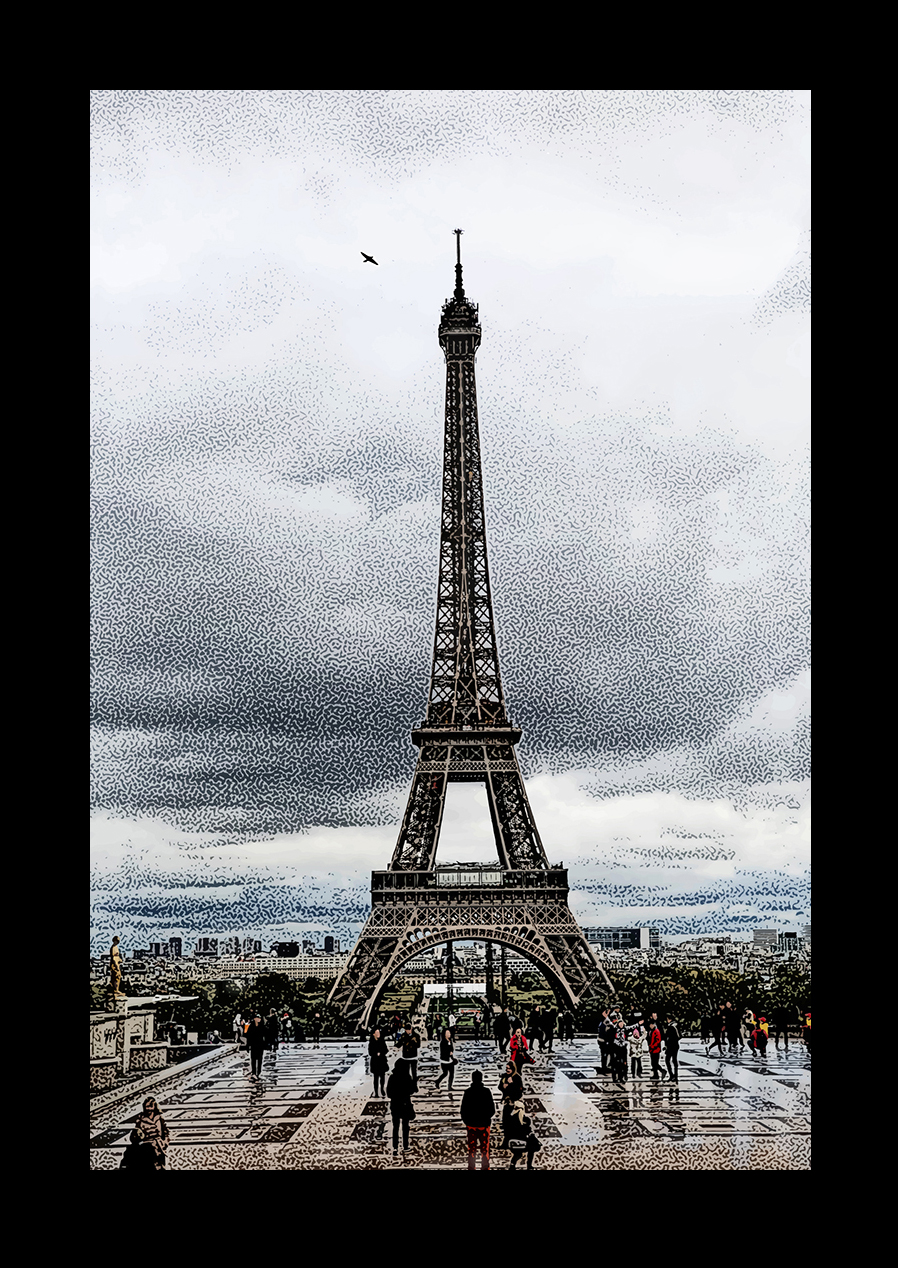 Cloudy With Opioids. Paris.