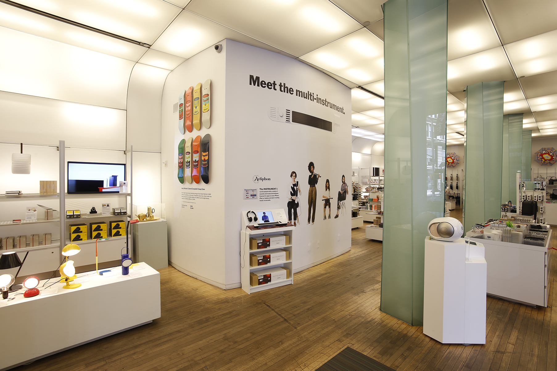 Artiphon Wall - MoMA Design Store