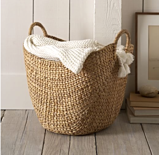 Curved Basket $54