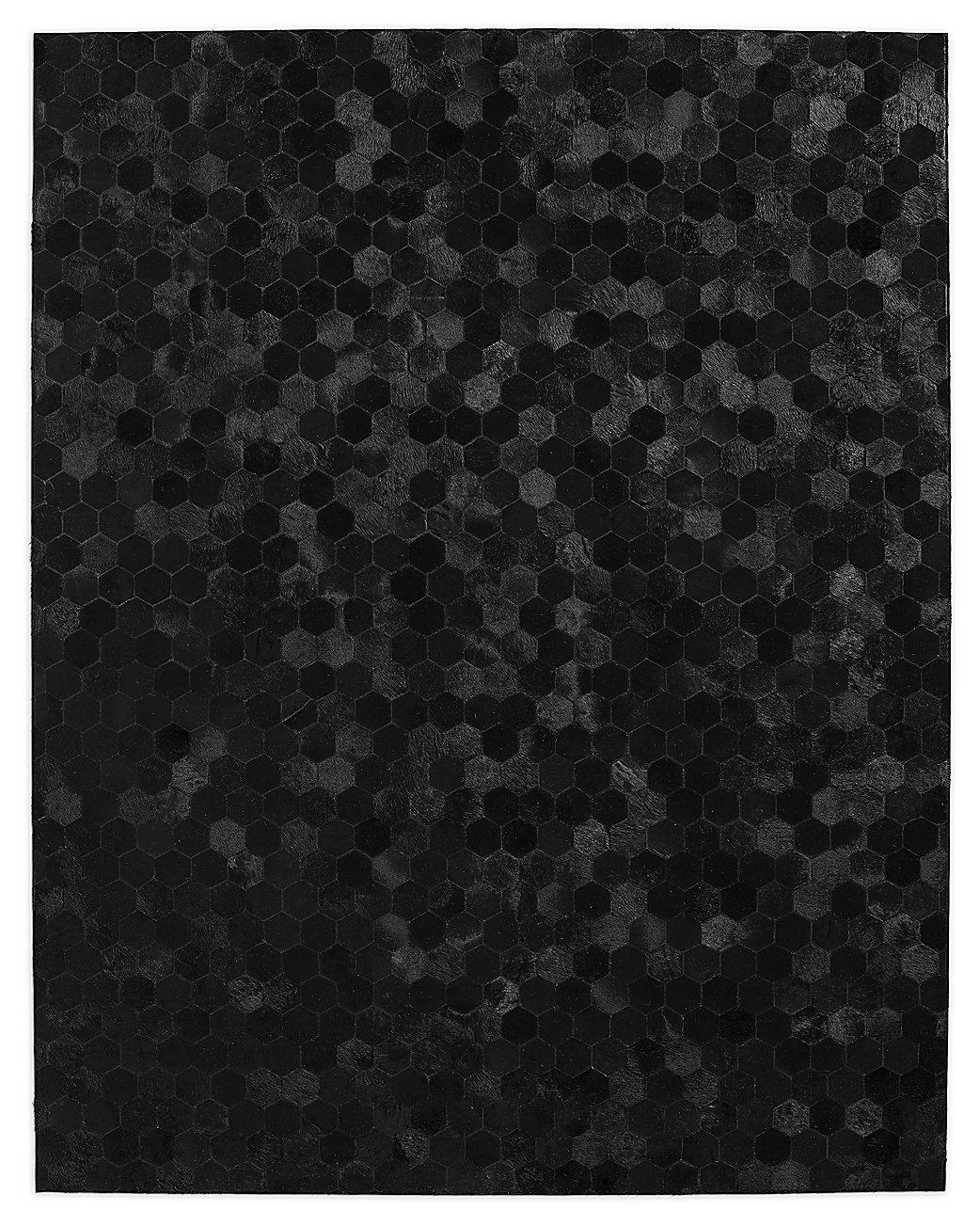 Hexa Hide Rug $4400