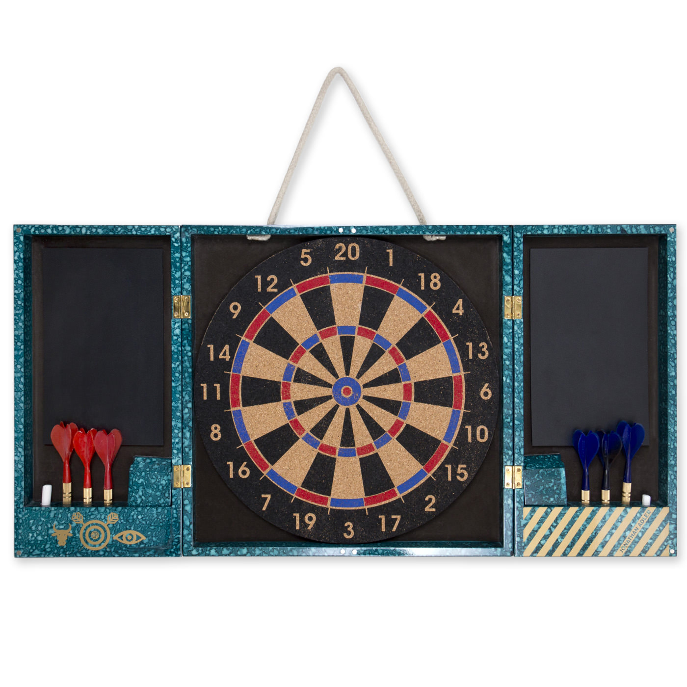 Toulouse Dartboard $295