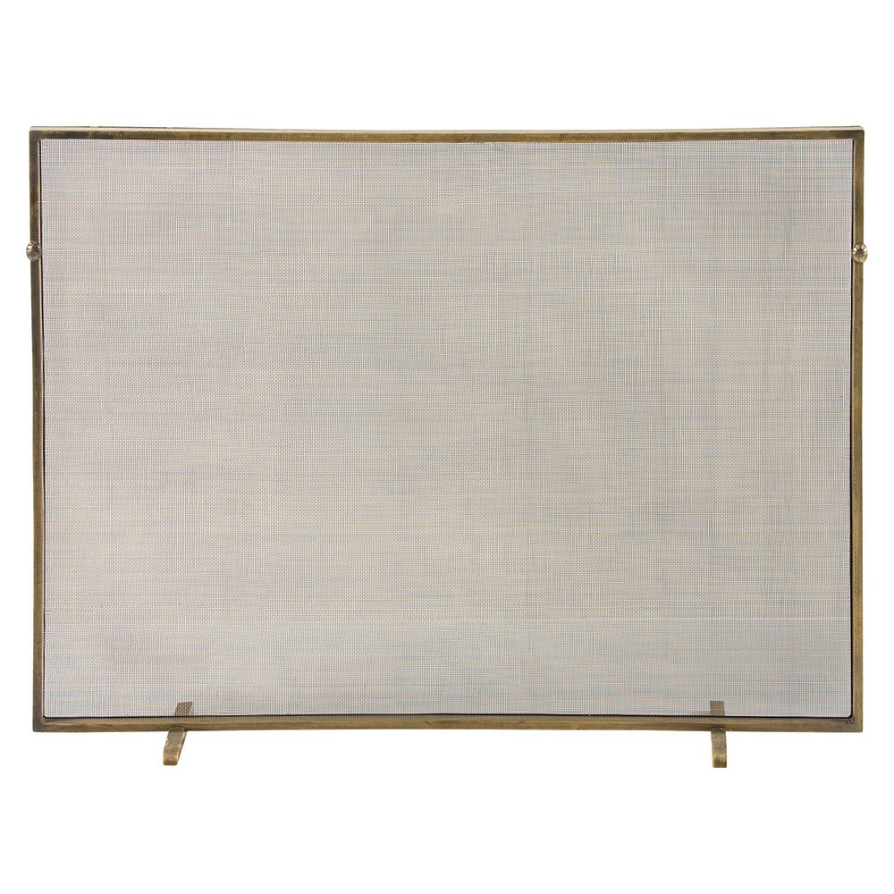 Gita Fireplace Screen, $912