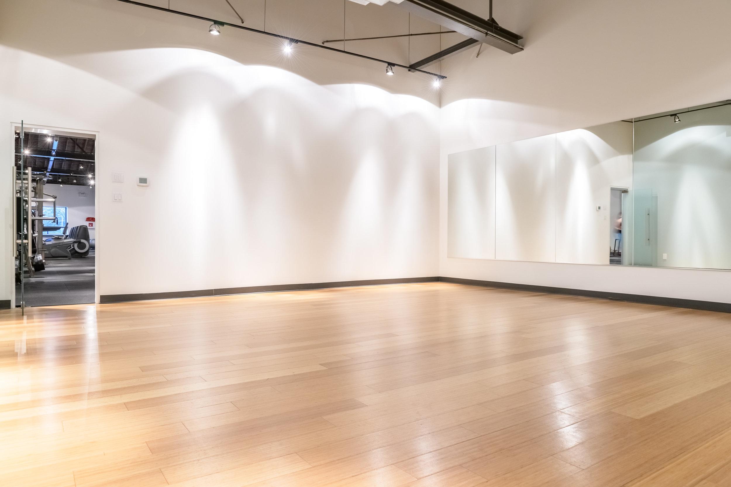 Eglinton + Avenue | Studio Space