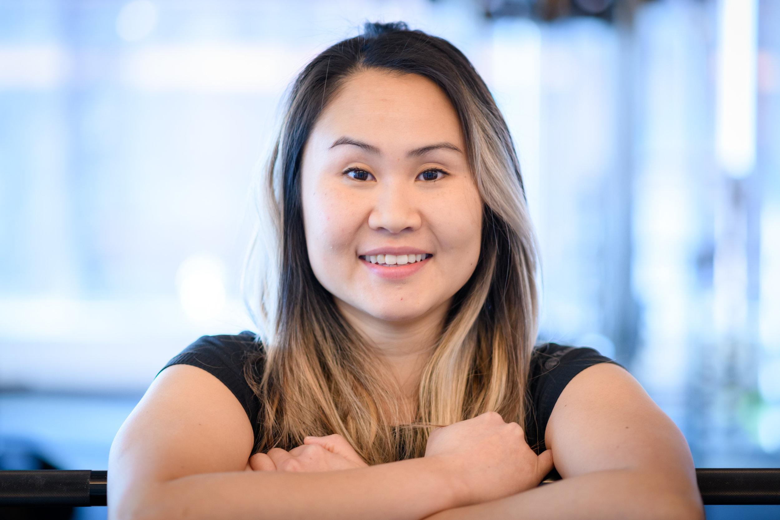 Anna Quach, Personal Trainer