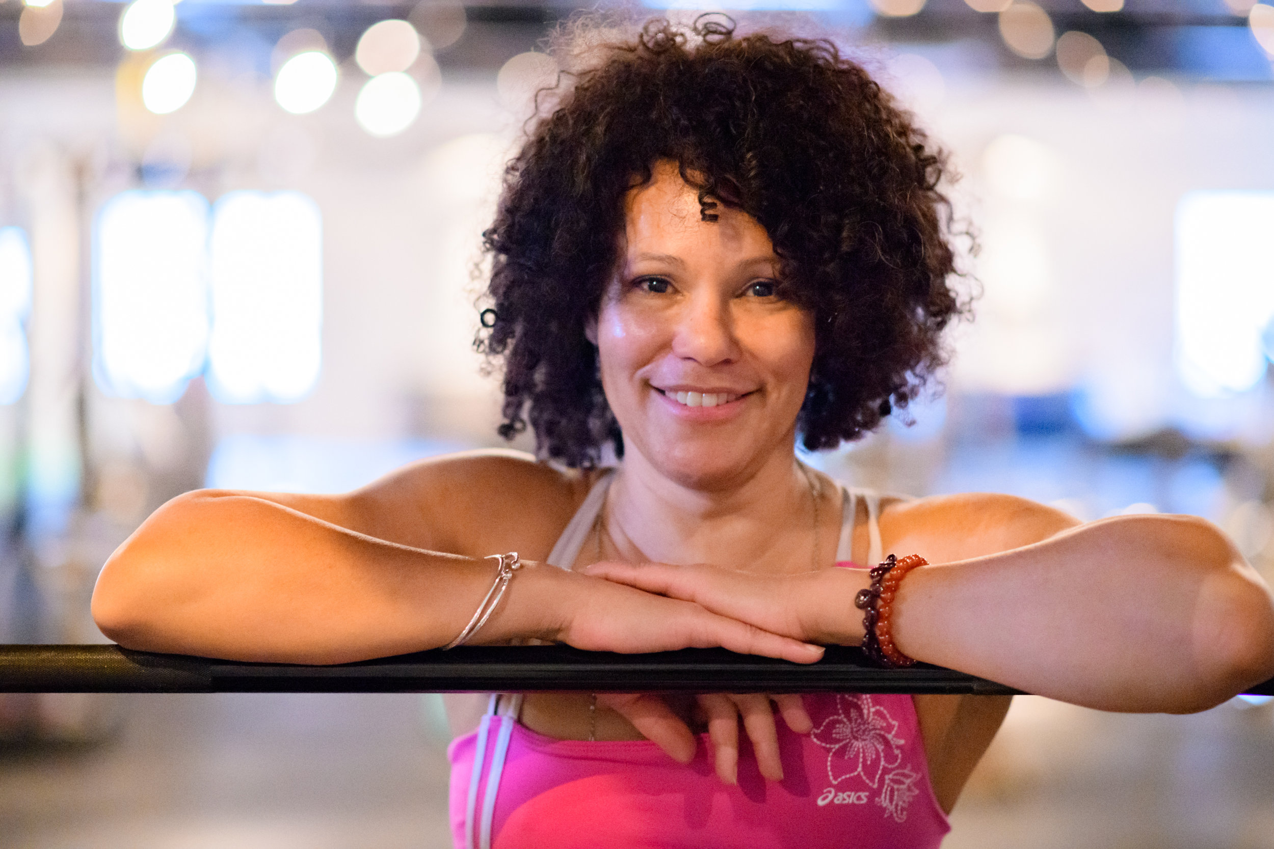 Tracey Cooke, Personal Trainer