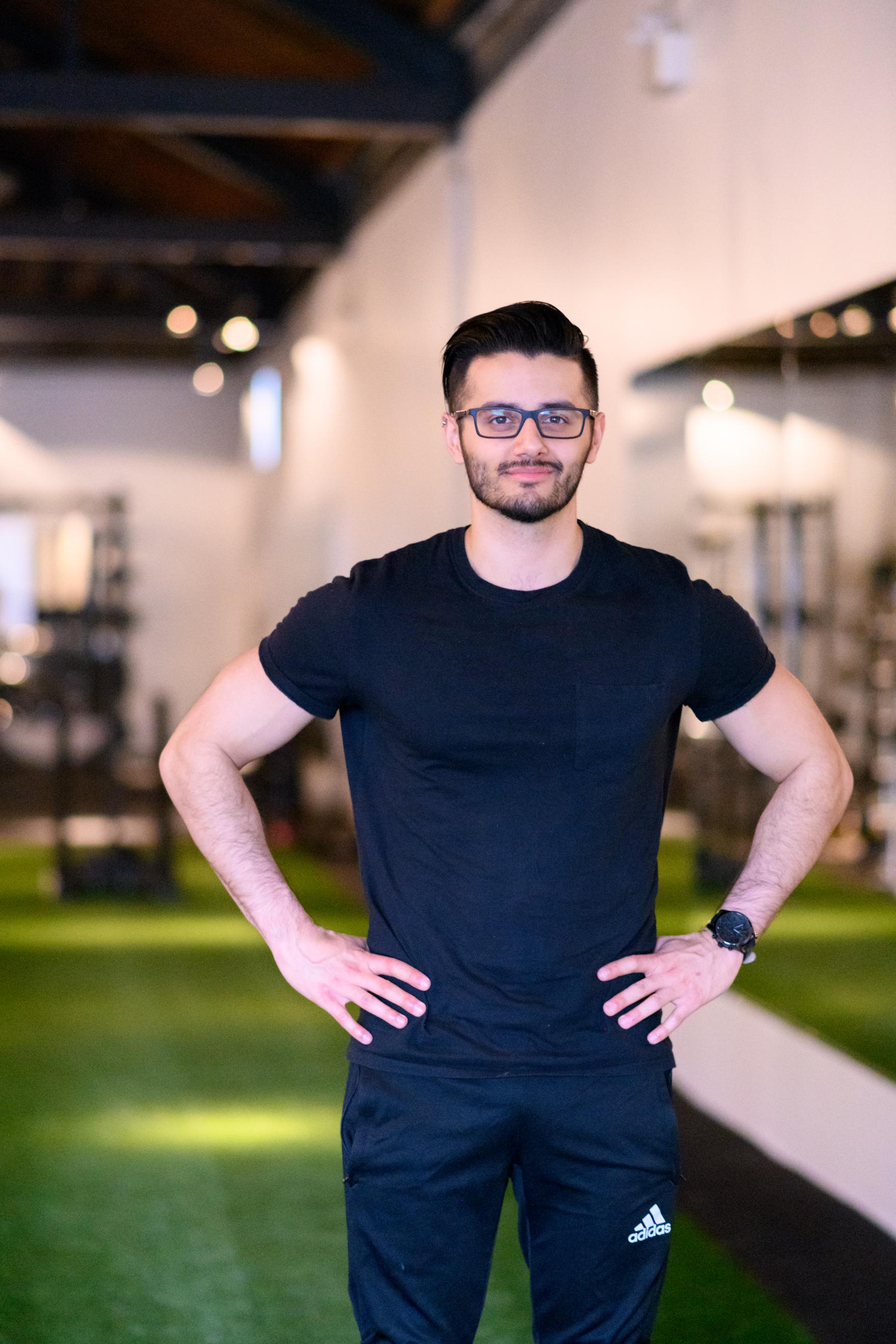 Asad Sayal, Personal Trainer