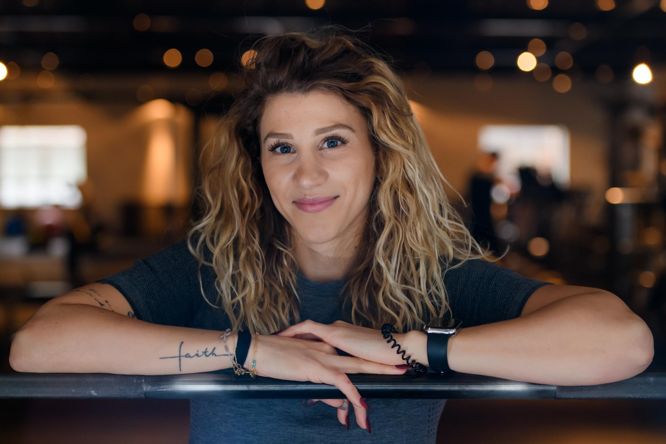 Joanna Nassif, Personal Trainer