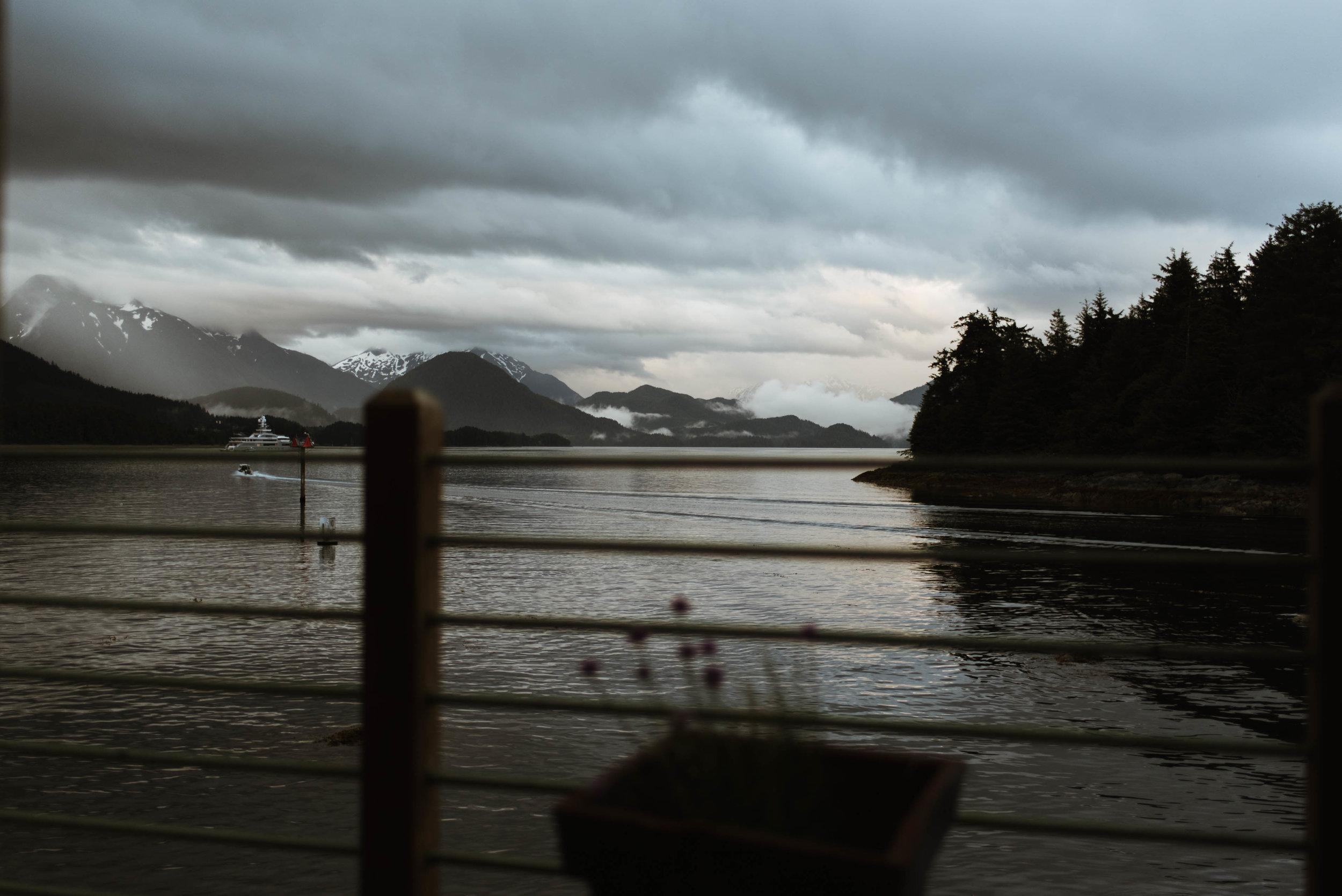 Sitka, Alaska - a moody art visit - Kendall Rock Photography