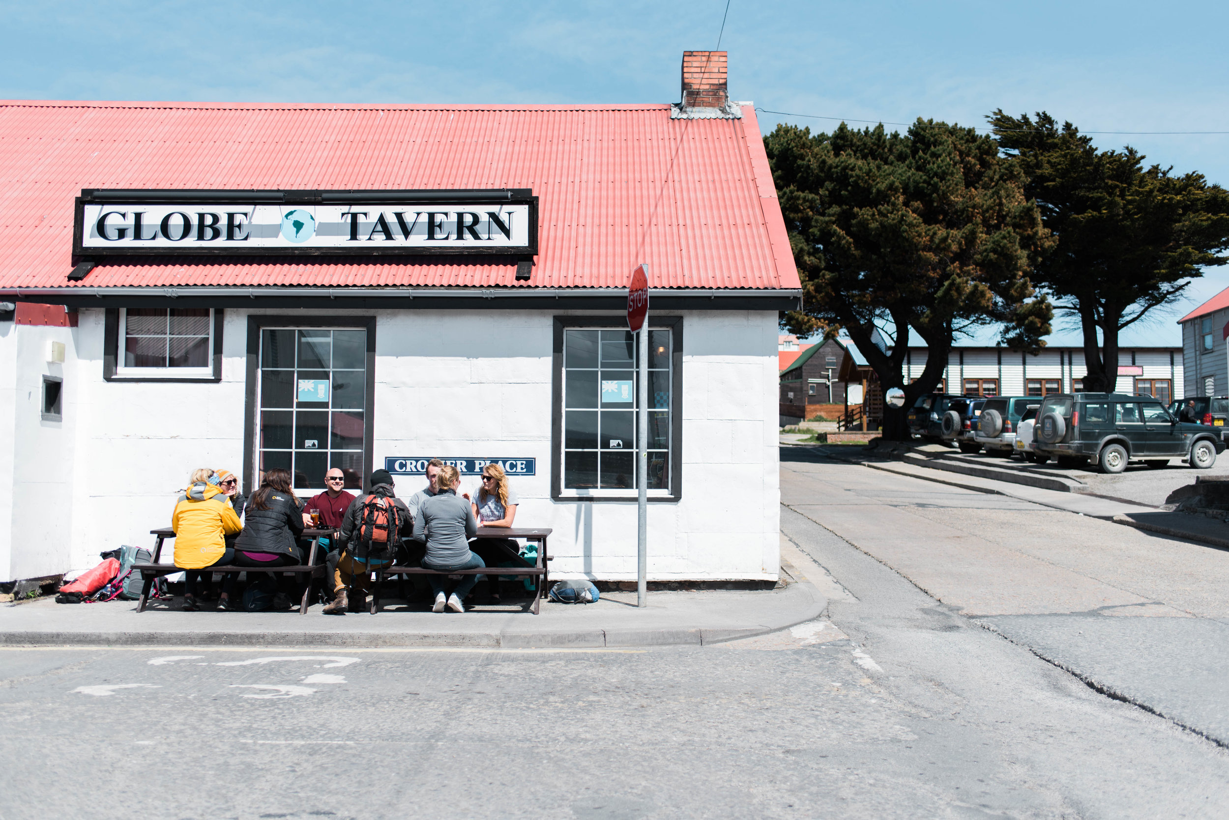 Globe Tavern, Stanley, Falkland Islands