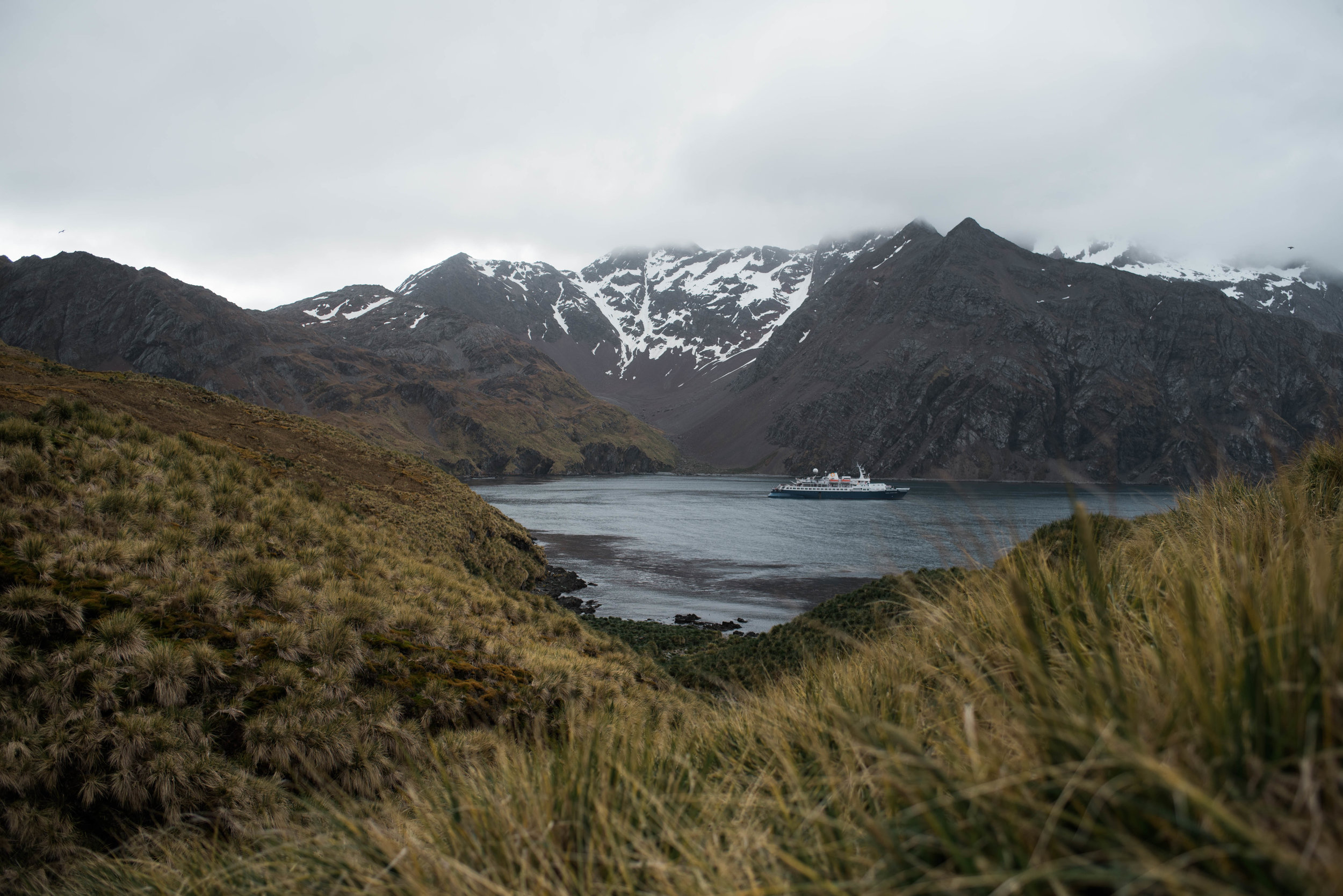 Godthul, South Georgia
