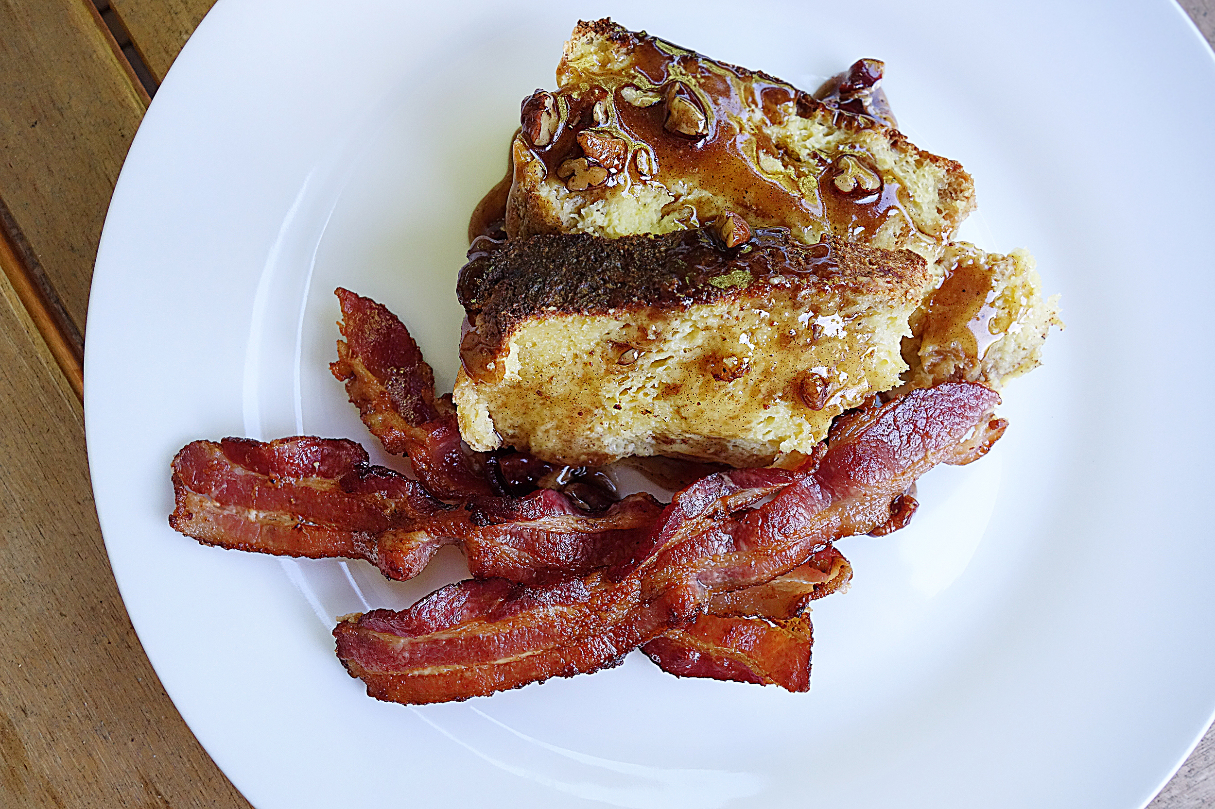 Bacon, you're a star!