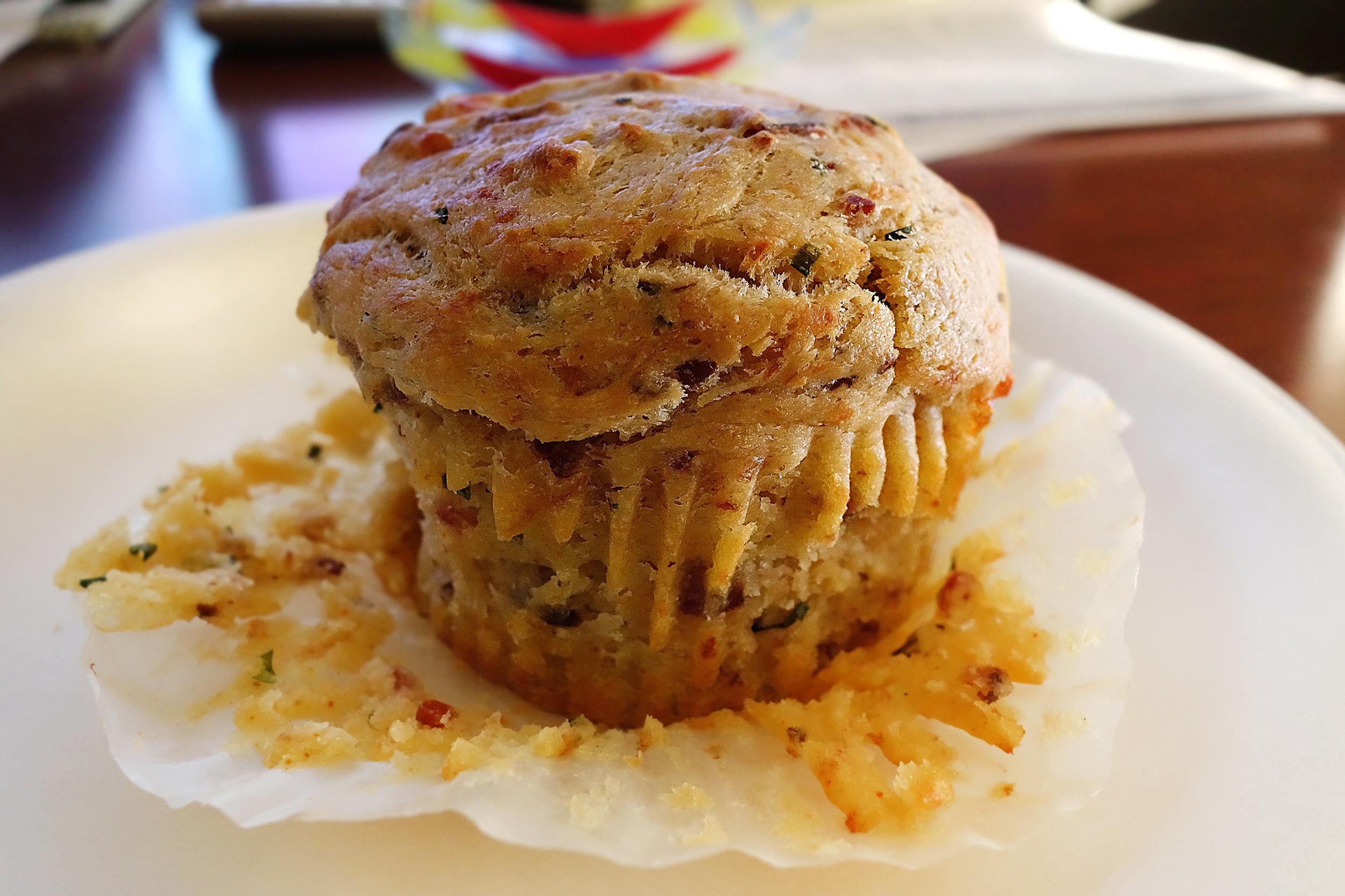 Savory Muffin