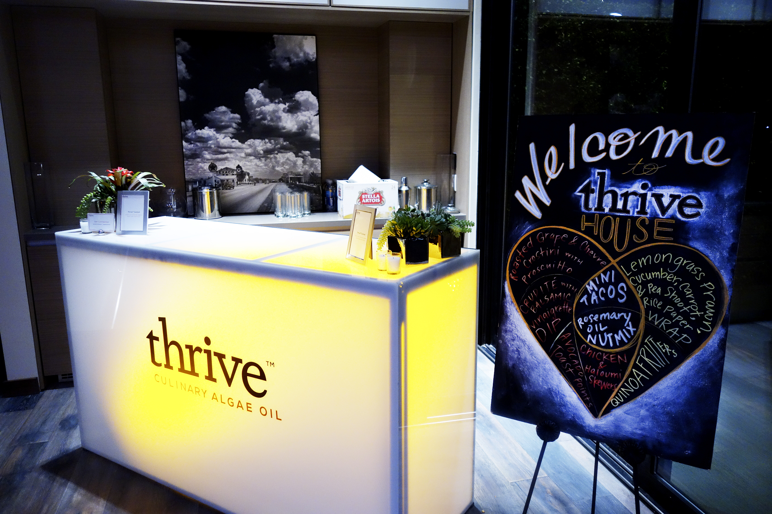 Thrive Bar