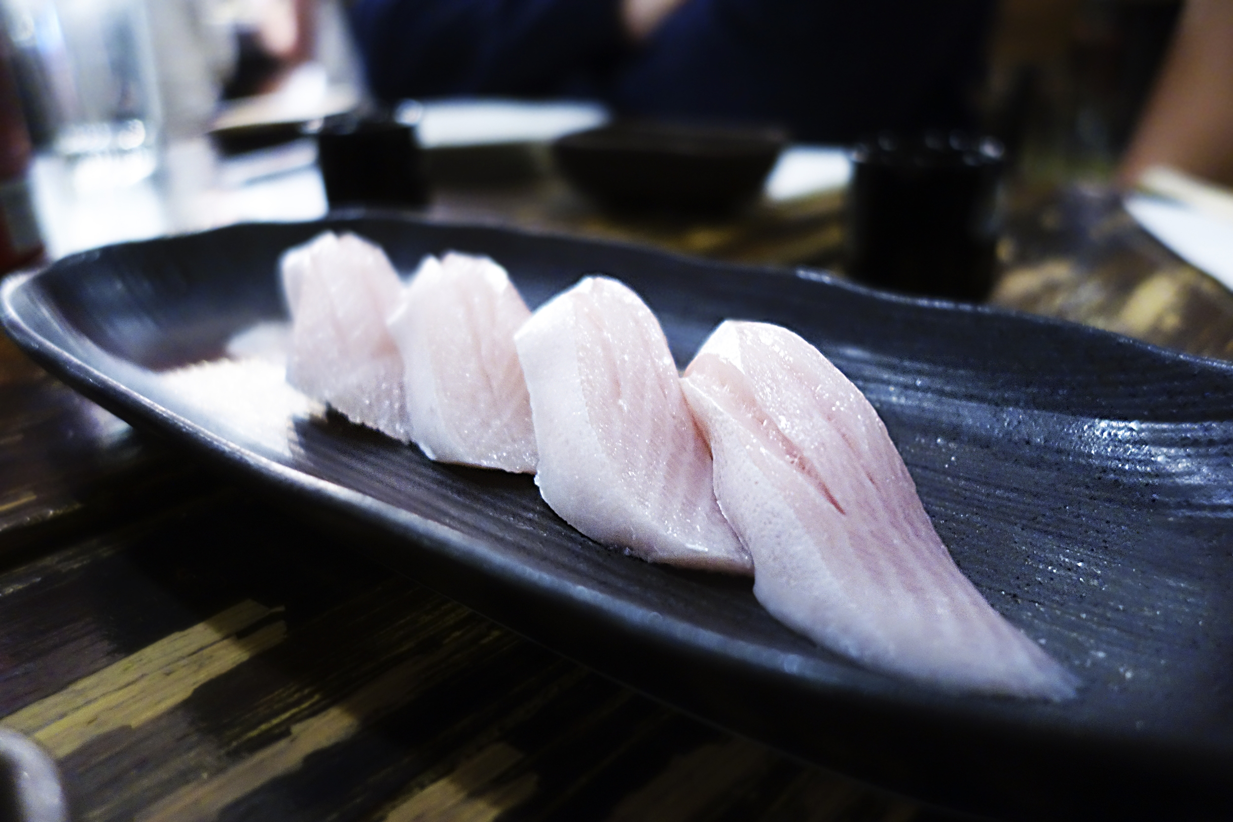 Yellowtail Belly