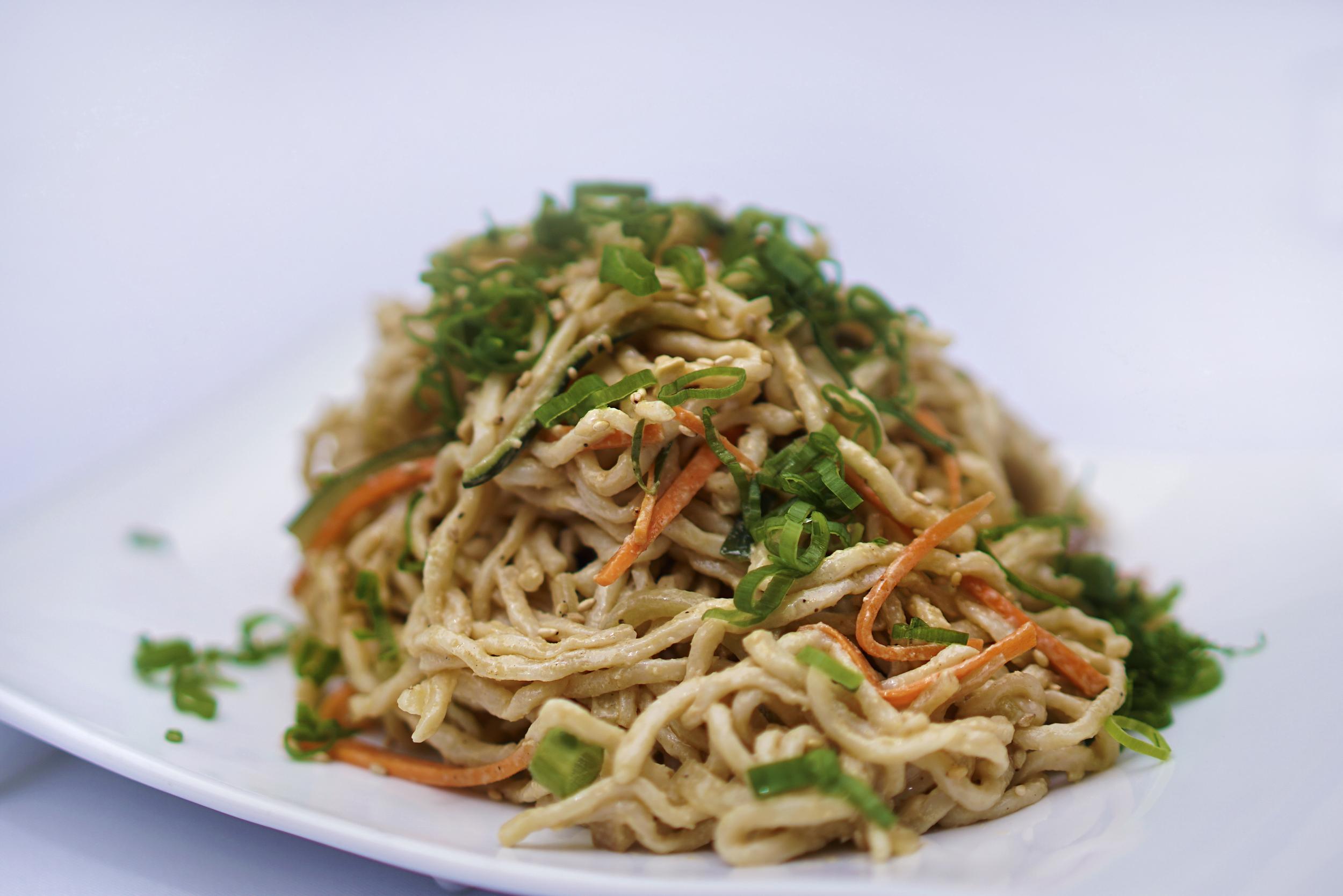 Sesame Cold Noodle