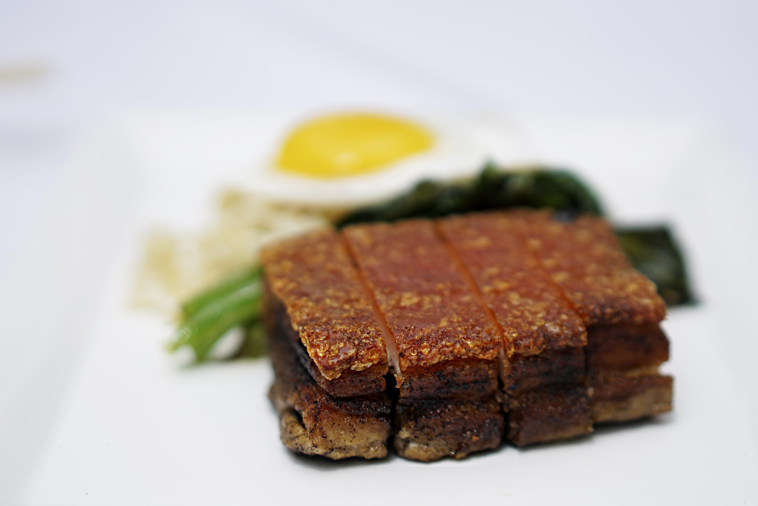 5 Spiced Pork Belly