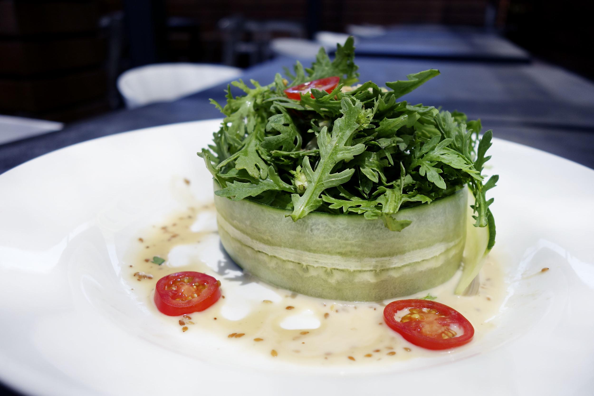 Chang'An Salad