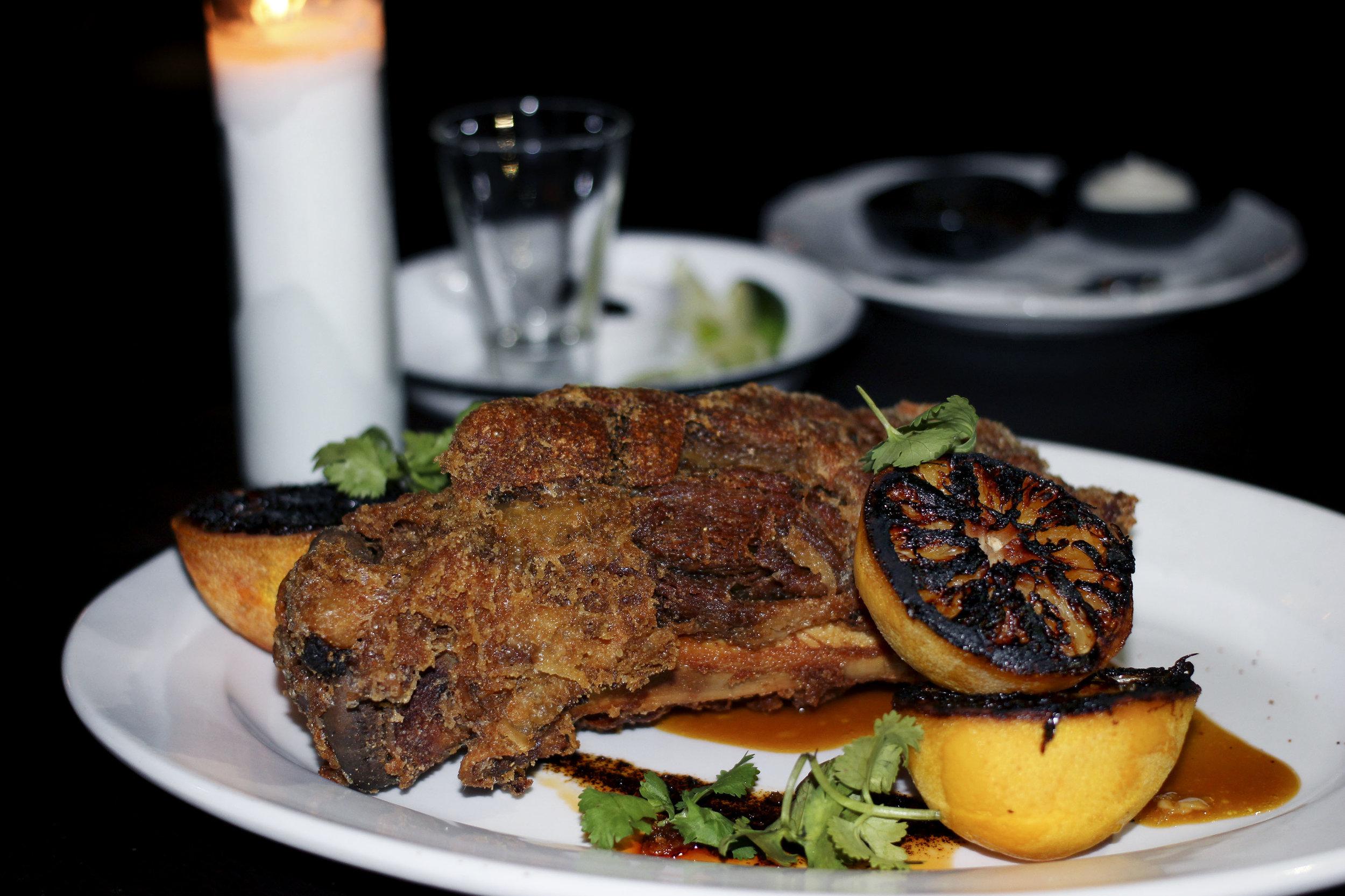 Pork Shank Carnitas