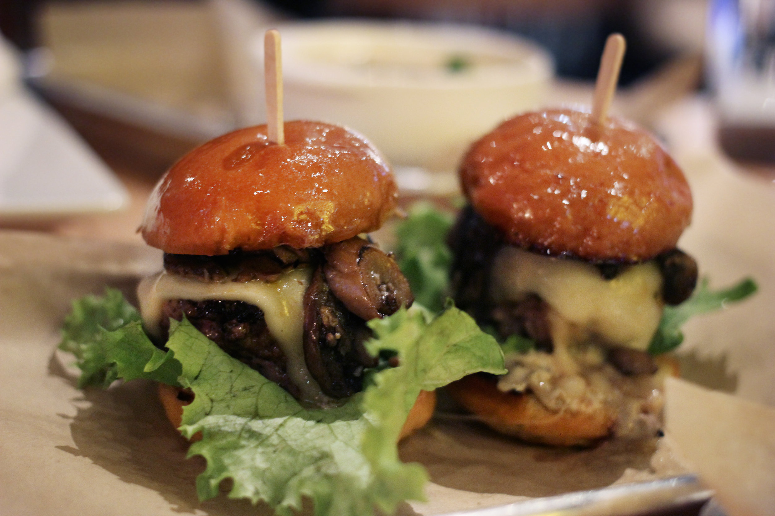 Truffle Sliders