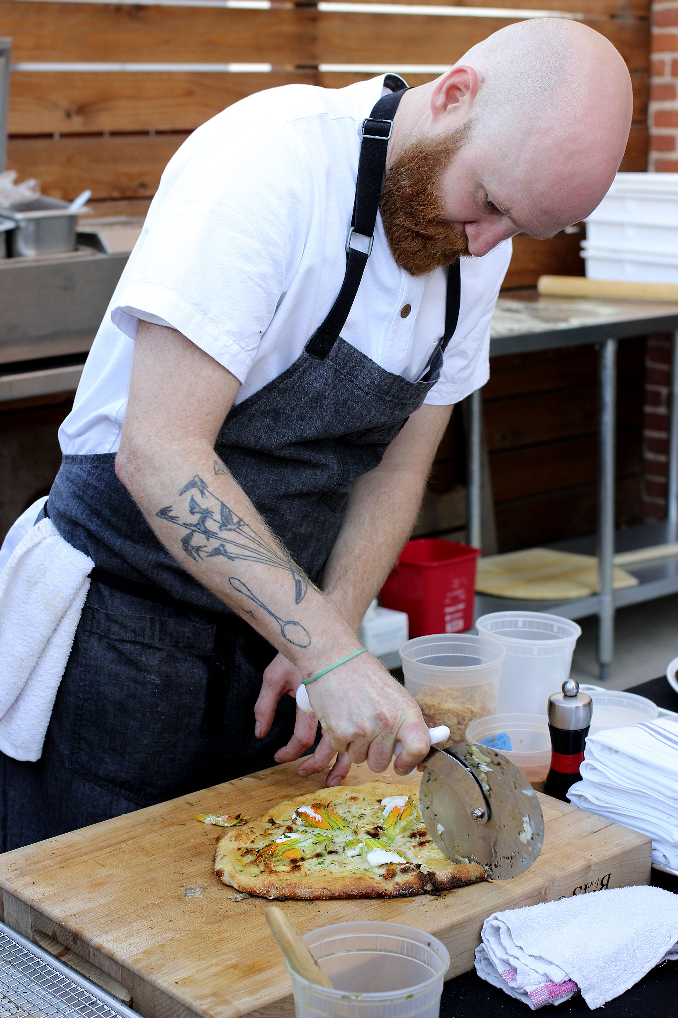 Chef de Cuisine, Jason Hall