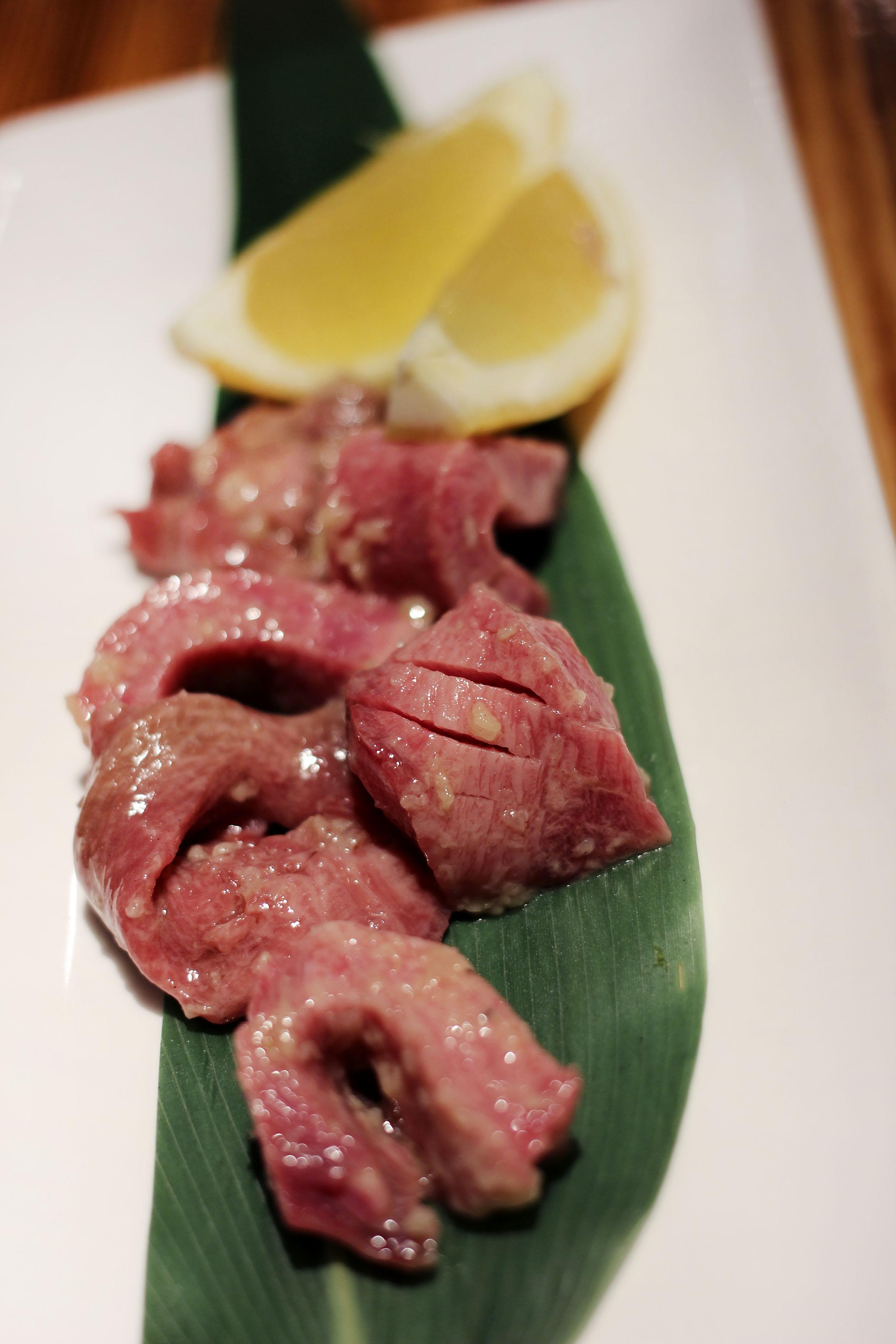 Thick Cut Beef Tongue
