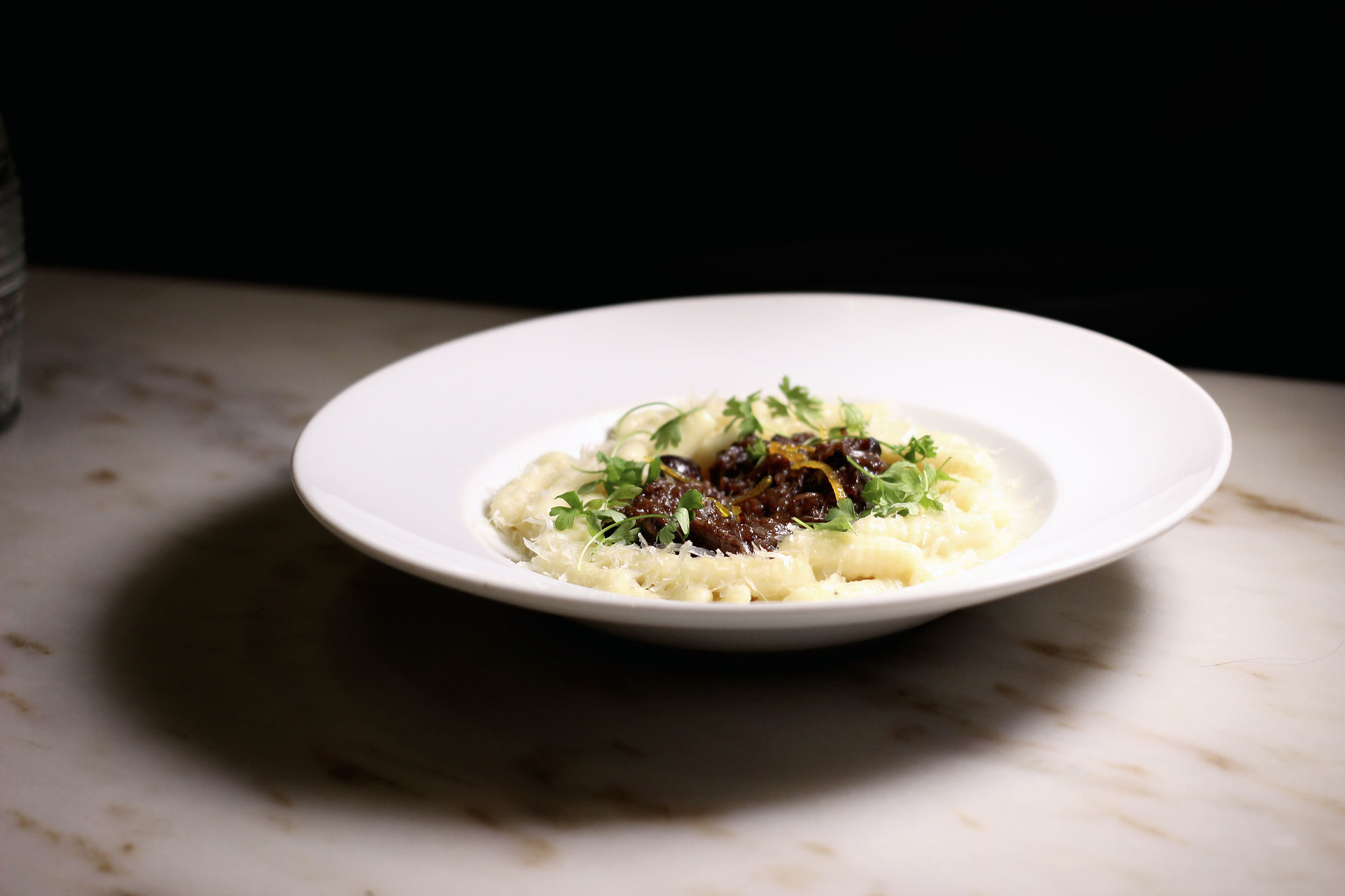 Oxtail Cavatelli