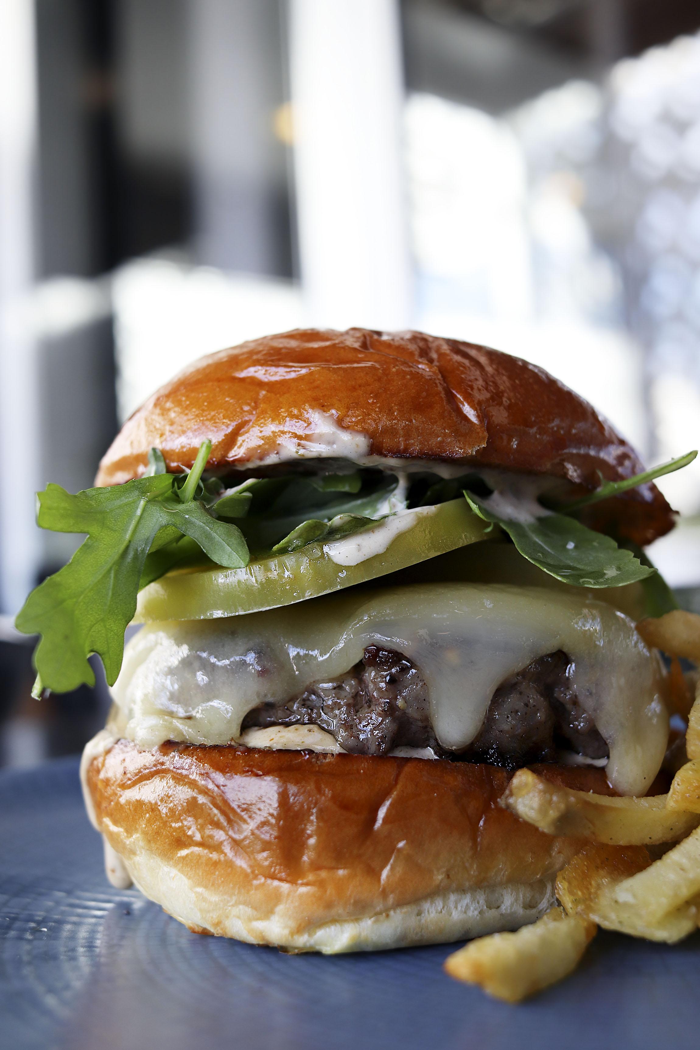 Mister O's Burger