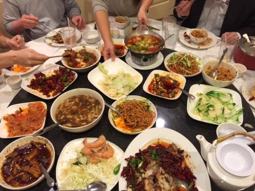 Dinner @Mala Sichuan in Chinatown