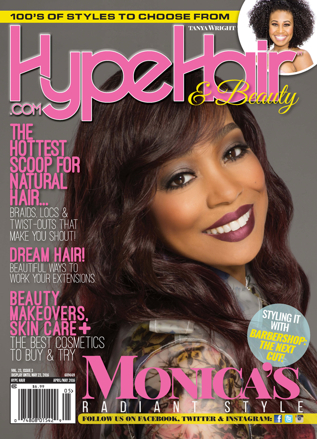The April/May 2016 Hype Hair Magazine