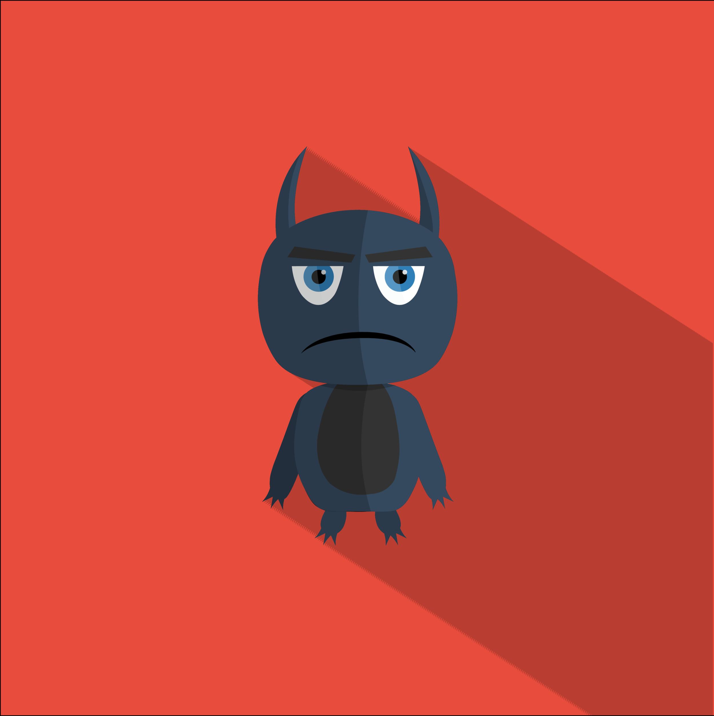 Disgruntled Monster