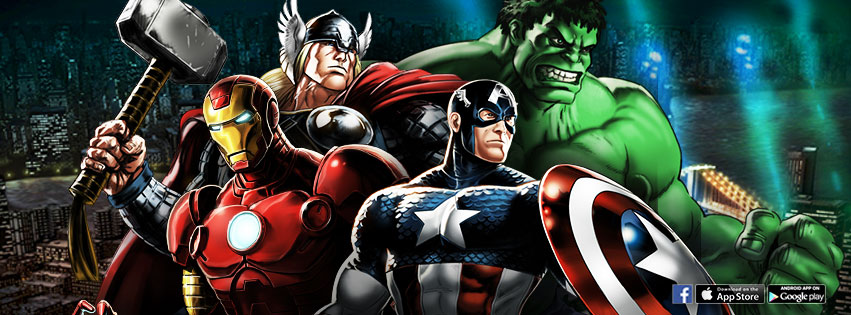 Marvel Avengers Alliance - Android