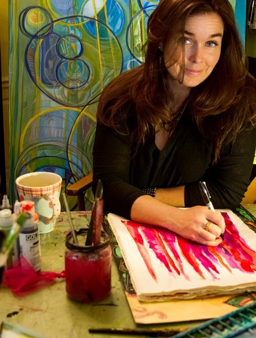Maureen Claffy, Artist