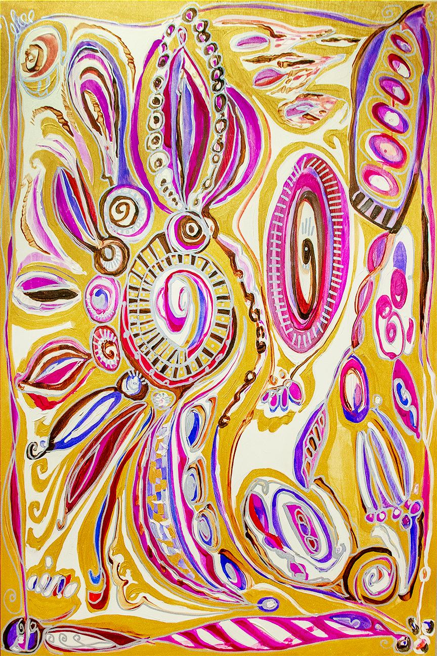 The Unwinding, Seed Series; By, Maureen Claffy