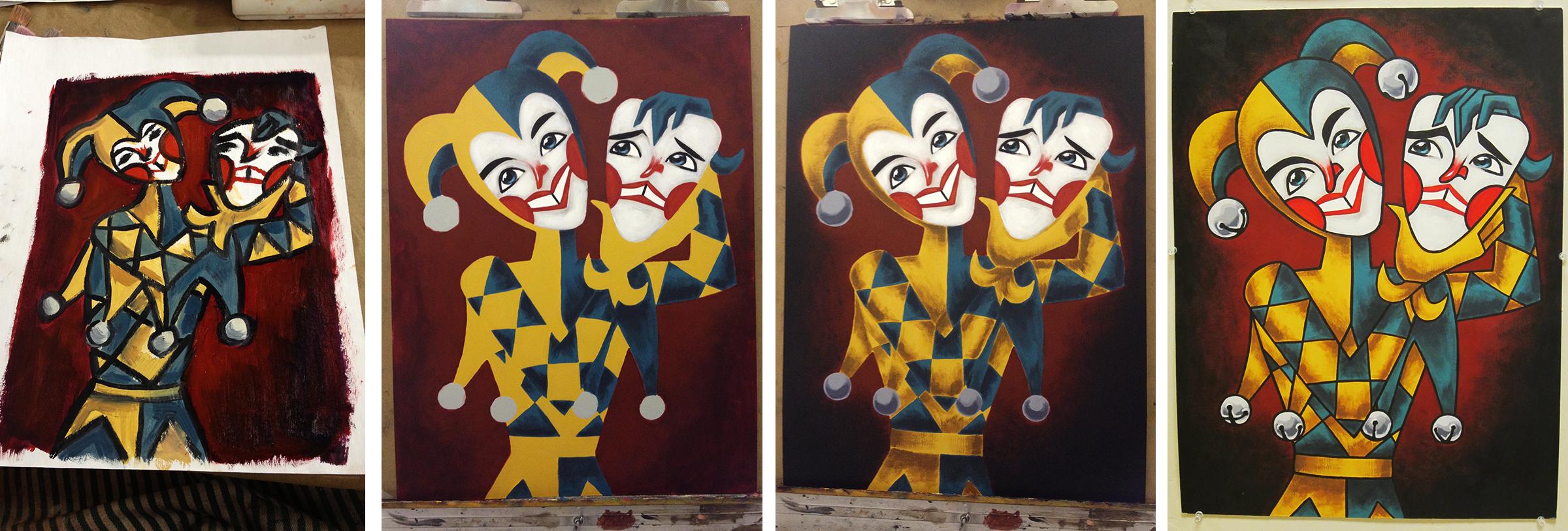 fool-painting-process