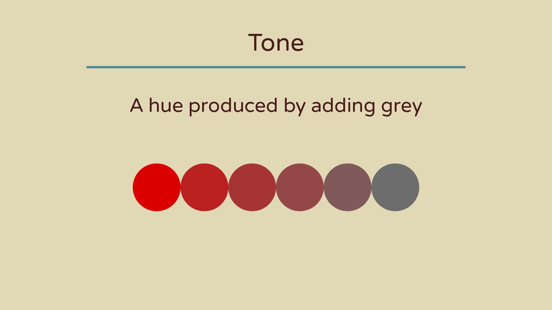 color_tone