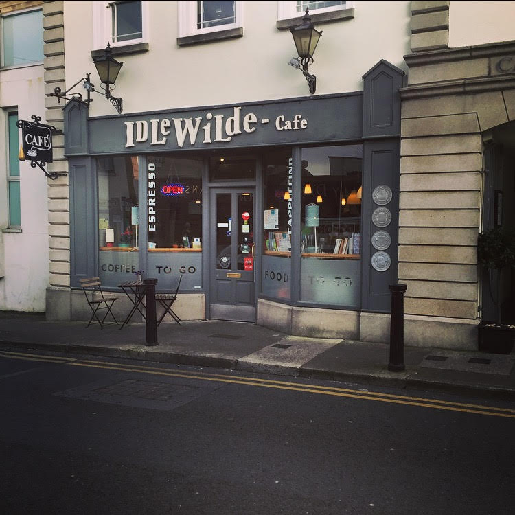 The Idle Wilde Cafe.