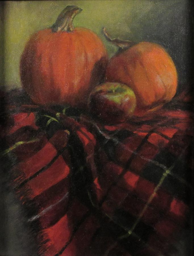 October Colors     16'x12'