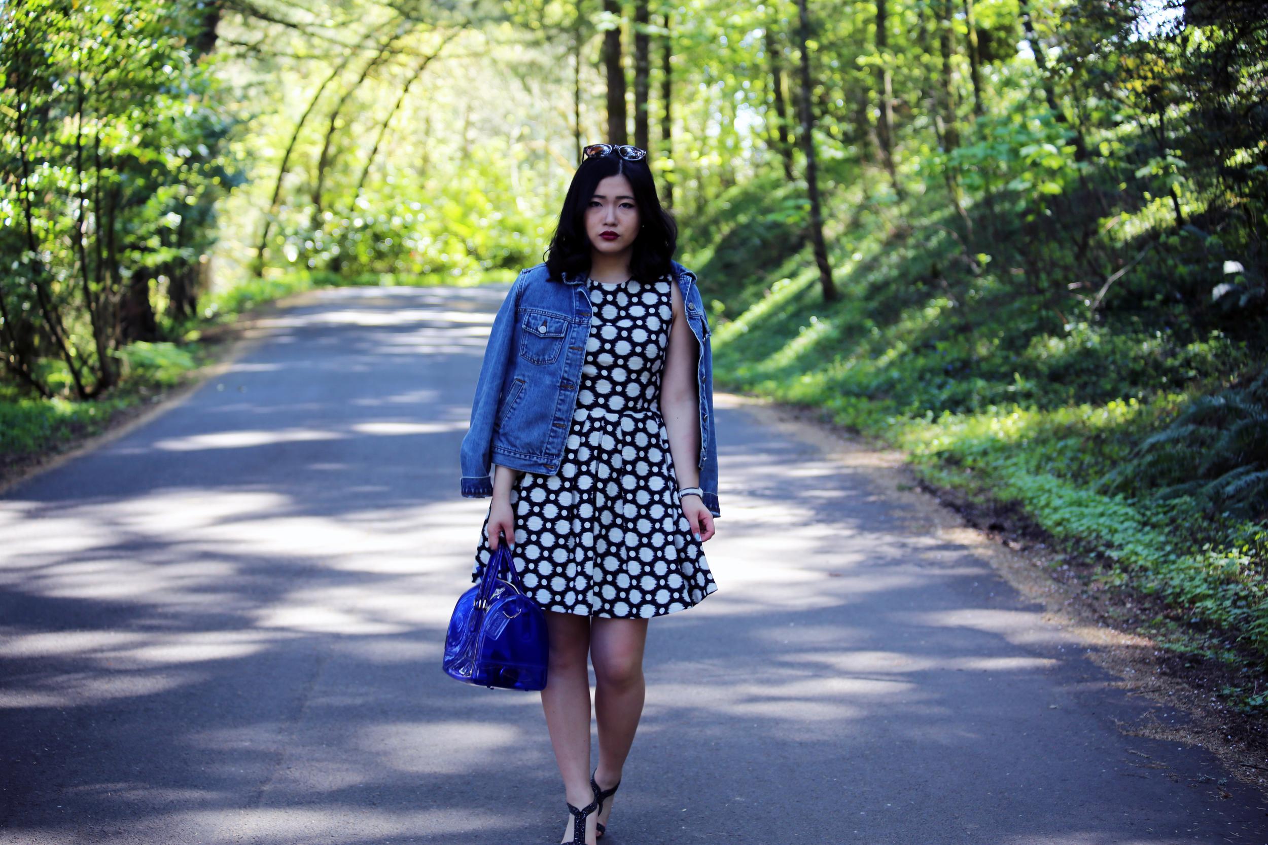 Outfit No.1 - Spring Garden