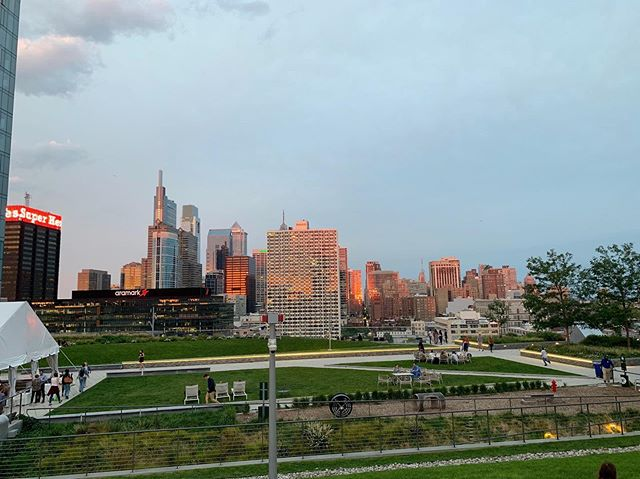 Thank you @uliphiladelphia for hosting a new members event last night! Great to catch up with peers, network and enjoy skyline views.