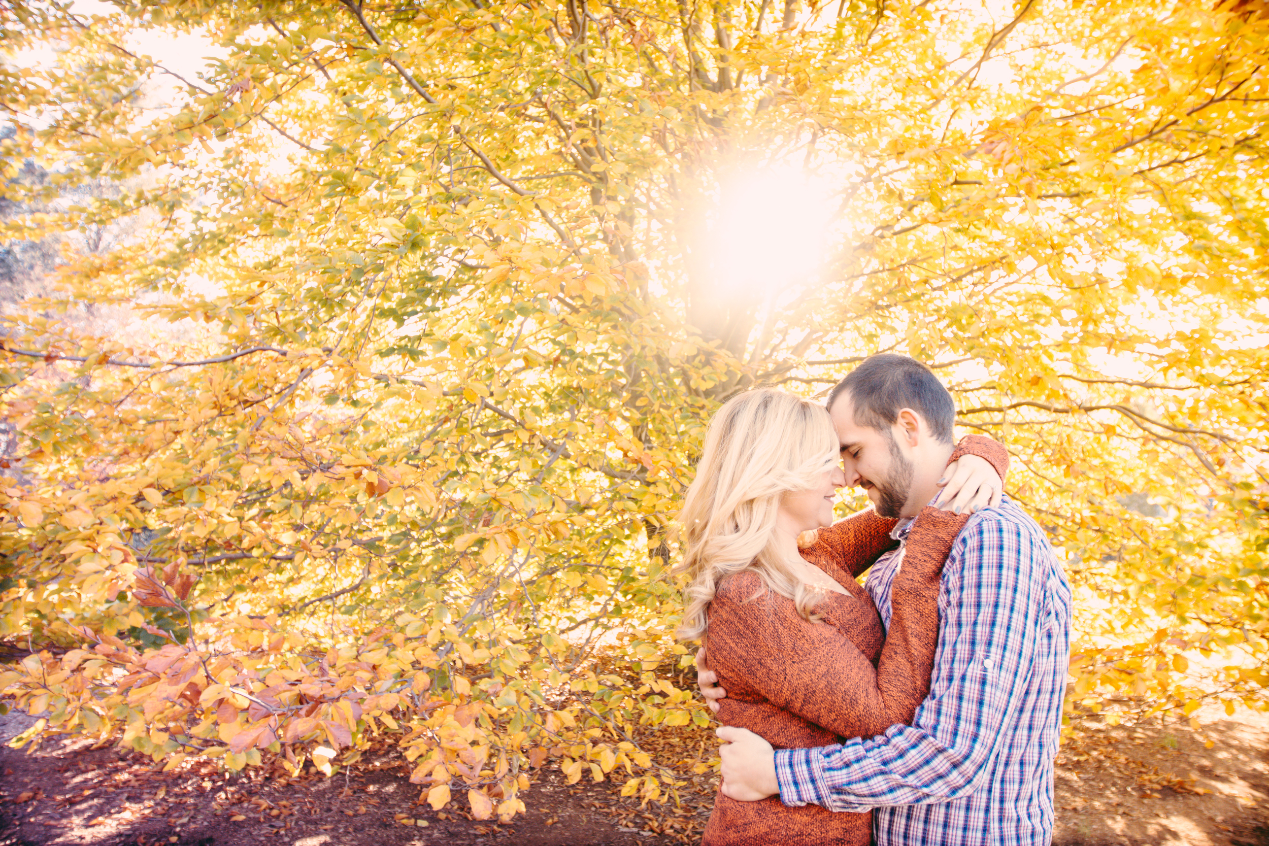 beautiful long island engagement session