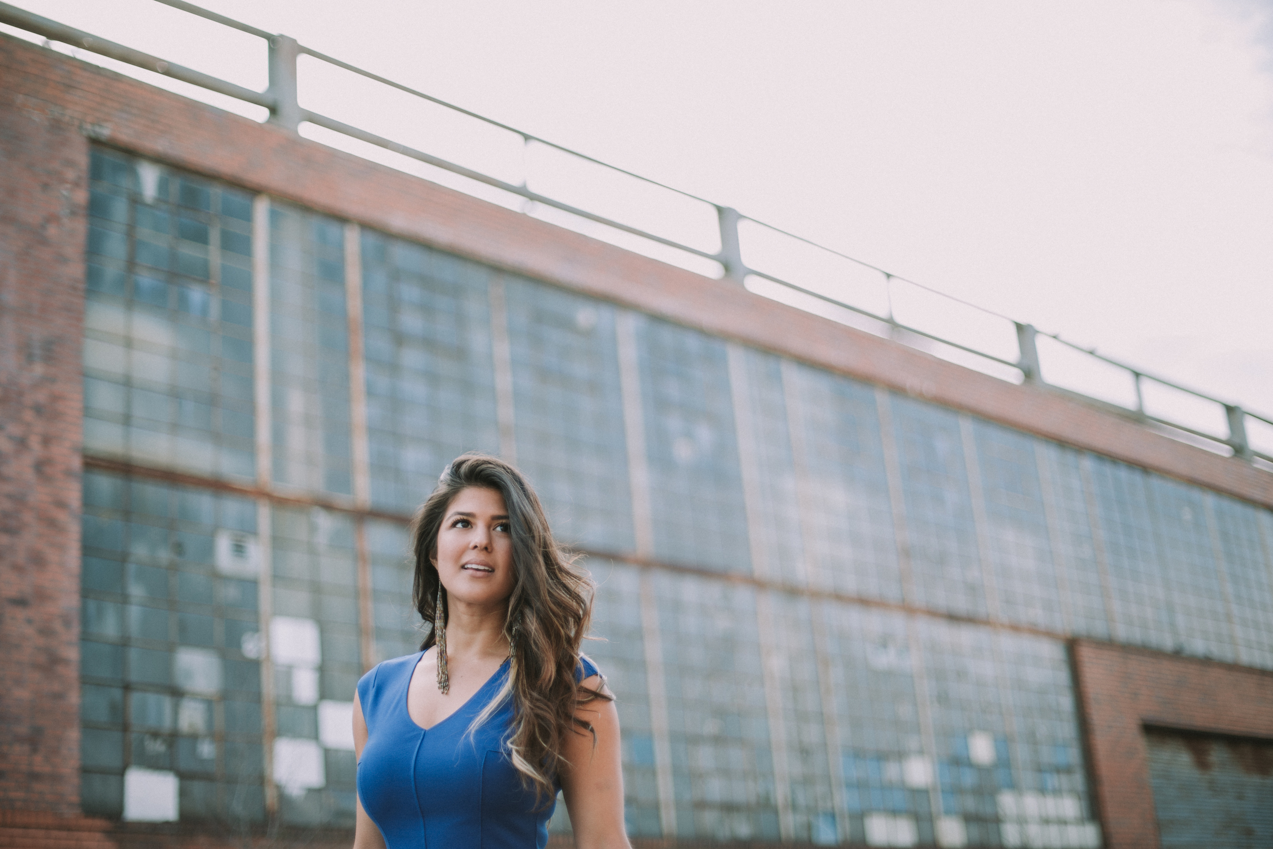 industrial portrait photography in nyc