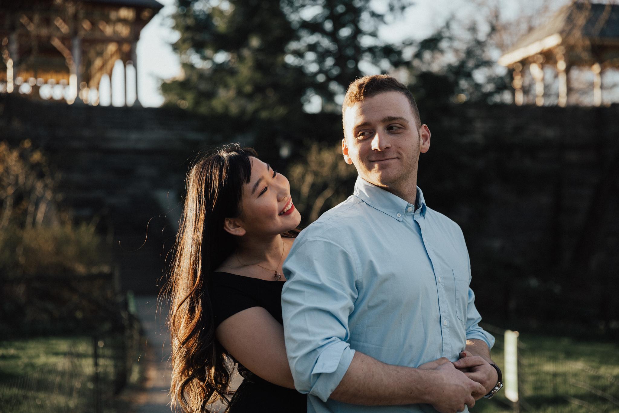 candid couple nyc