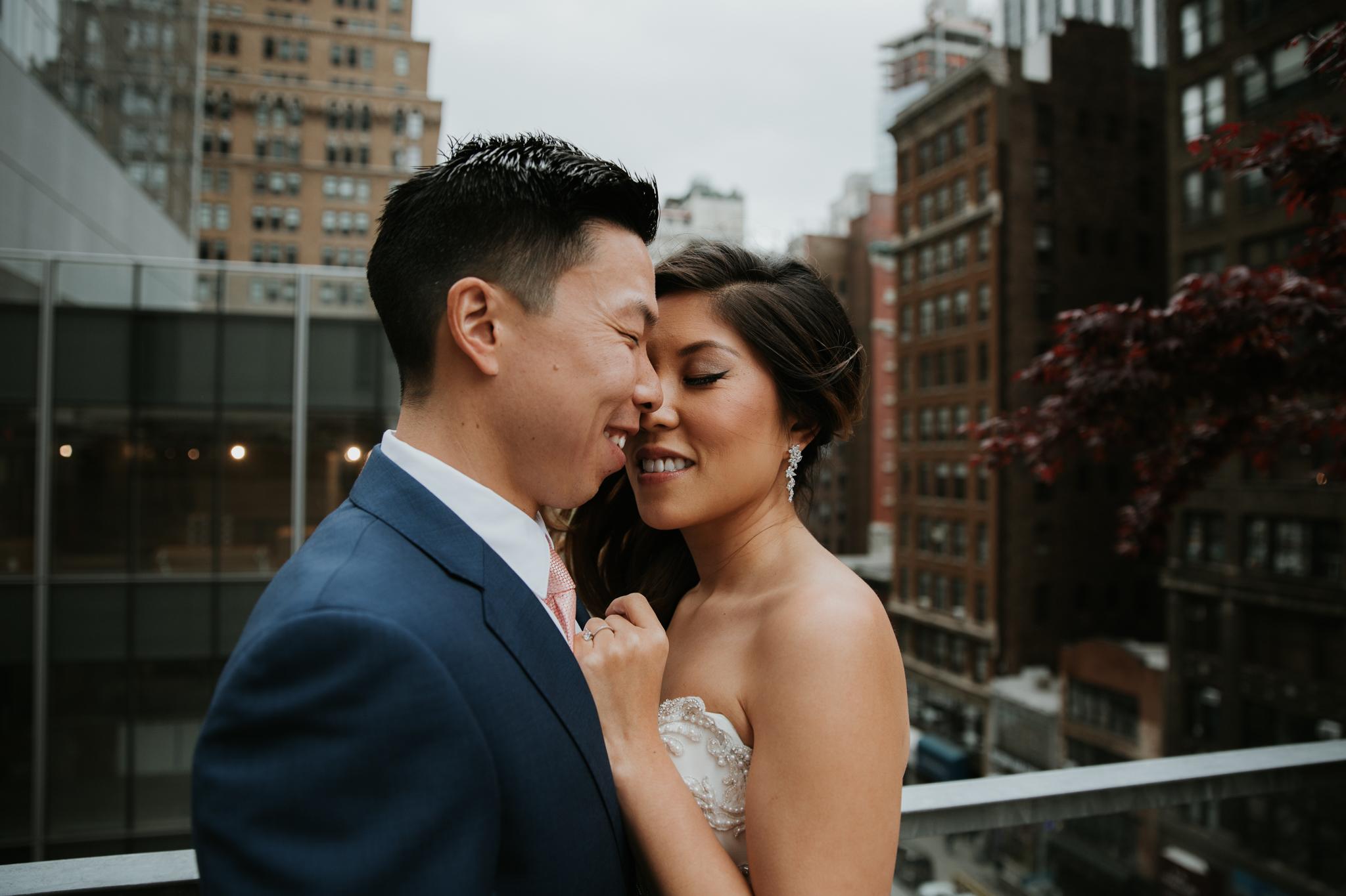 creative wedding photography nyc