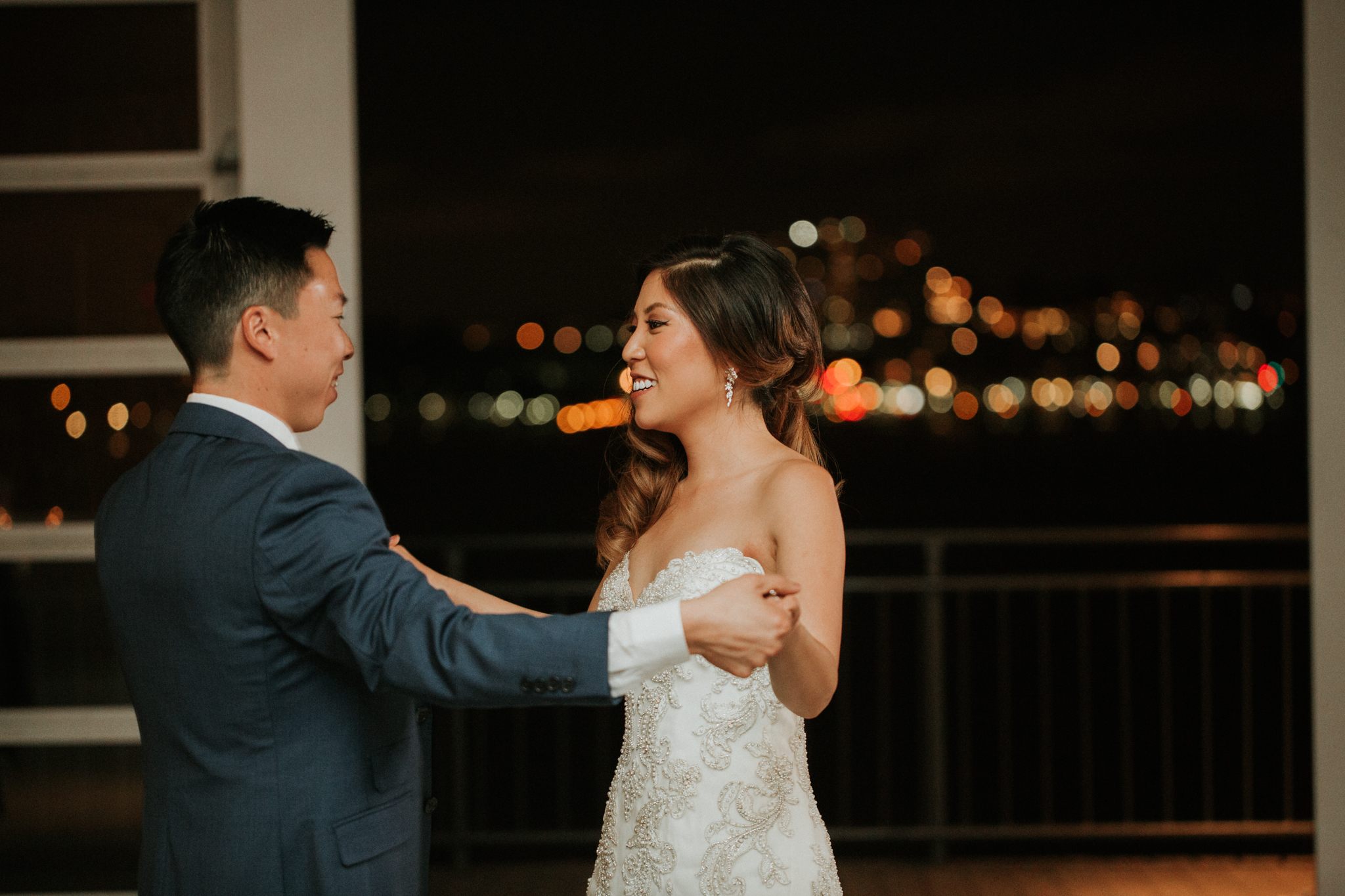 first dance sunset terrace nyc