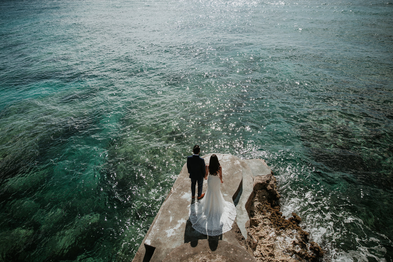 Carolina + Al // Anguilla